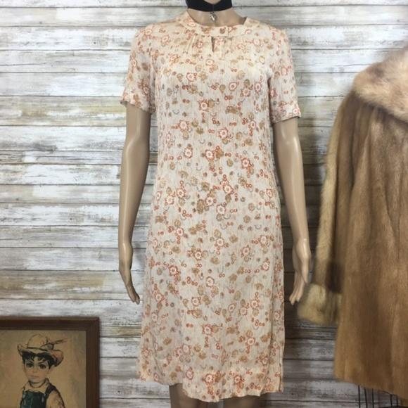 Vintage Dresses & Skirts - Vintage Handmade Retro 60s Boho Summer Dress